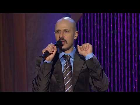 """We Had A Persian Empire"" - Maz Jobrani (Brown & Friendly)"