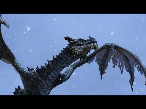 Как в скайриме стать драконом