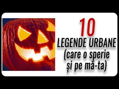 Legende urbane din Romania