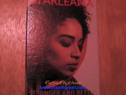 Starleana (of Deja/Aurra) - Stronger and Better (1991)