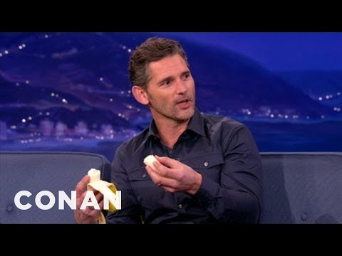Eric Bana Eats A Banana For The Internet