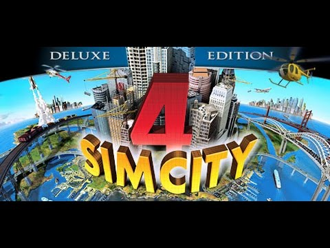 SimCity 4 Deluxe Edition Gameplay |