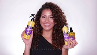 How to Refresh Curly Hair | John Frieda Day 2 Revival