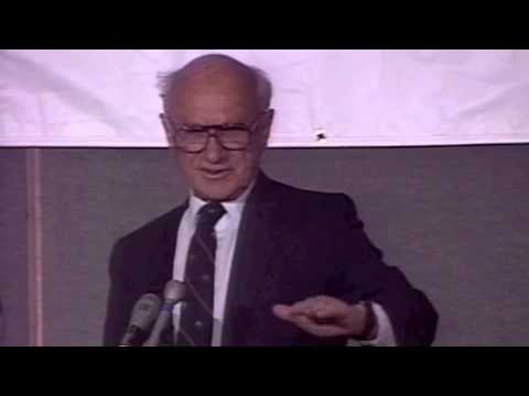 Milton Friedman - Pinochet And Chile