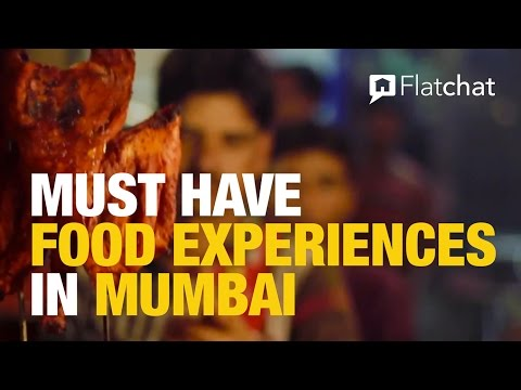 Food Experiences you must have in Mumbai -  Flatchat.com