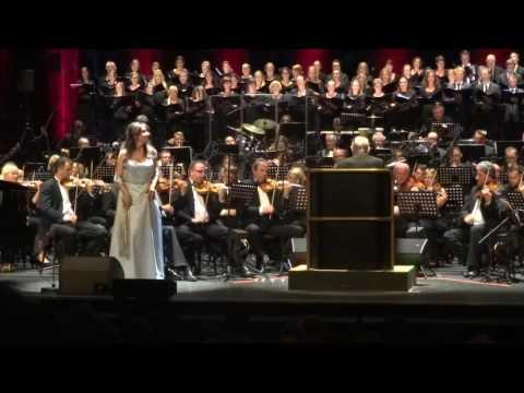 """Ennio Morricone """" Ecstasy of Gold"""" @ Palais des Congrès, 24 Sept 2016"""