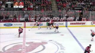 03.01.2015. Philadelphia Flyers vs. New Jersey Devils Full Game HD