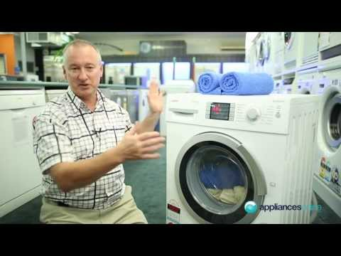 How To Load And Use A Washer Dryer Combination Laundry Machine - Appliances Online