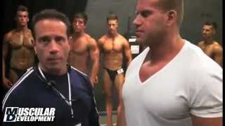 Behind the Scenes at the Jay Cutler Desert Classic 2012(Part 2).mp4