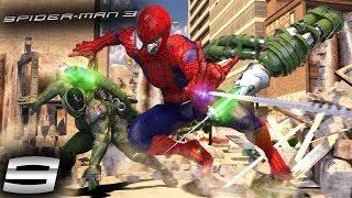 PELEA CONTRA EL ESCORPIÓN | Spider-Man 3 | EPISODIO 9