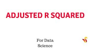 Adjusted R Squared - Tutorial 8 by statinfer