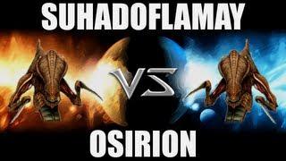suhadoflamay (Z) VS Osirion (Z) -- Starcraft 2 [LAGTV]