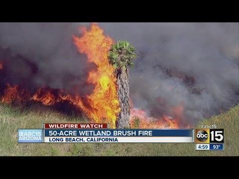 Arizonans keeping an eye on California wildfires
