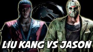 Mortal Kombat X – Liu Kang vs Jason Vorhees PICADINHO?