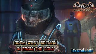 Adam West Batman - In From the Cold