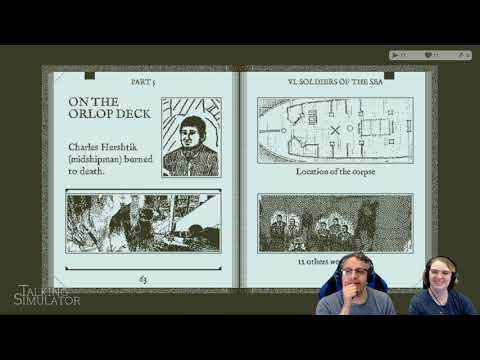 Talking Simulator — Return Of The Obra Dinn Ep3