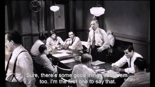 12 Angry Men: Ostracism Scene thumbnail