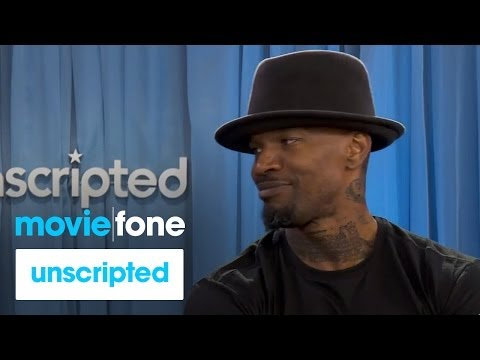 Jamie Foxx Takes Over Unscripted! | Unscripted
