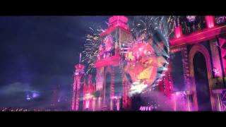 Defqon.1 2014 Lost In Paradise (HD) Endshow
