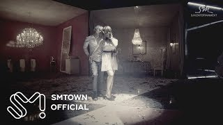 Repeat youtube video Super Junior 슈퍼주니어_백일몽 (Evanesce)_Music Video