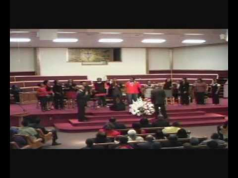 """Minister Phillip D. Palmer and Advance Praze """"Let The Lord Minister To You"""""""