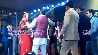 Safe Shop Shyam Singh Chouhan's Parents on the Stage Gujrat k tiger