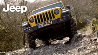 2019 Jeep Wrangler Rubicon 4-door | Hellayella | Road & Trail Driving, Interior, Exterior (UK Spec)