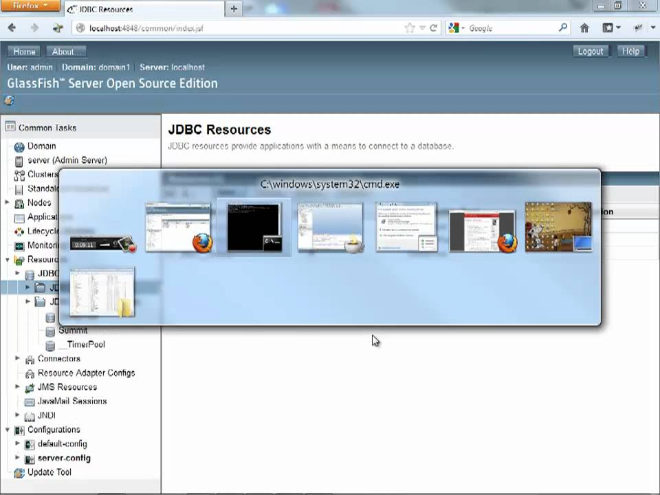 how to add glassfish server in netbeans
