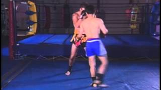 Basic Footwork, Punches & Elbows for Muay Thai