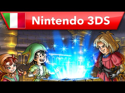 Dragon Quest VII - Trailer (Nintendo 3DS)
