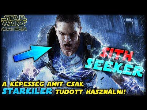 A képesség amit csak Galen Marek ismert! Sith Seeker...   Star Wars Akadémia