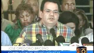 Gobernador de Monagas se pronunció sobre suspensión del Psuv