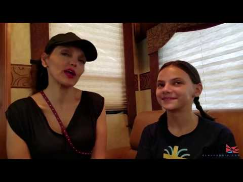 Dafne Keen interview with Melba Brugueras | El Nuevo Dia Exclusive