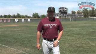 All Access High School Baseball Practice with Mike Woods