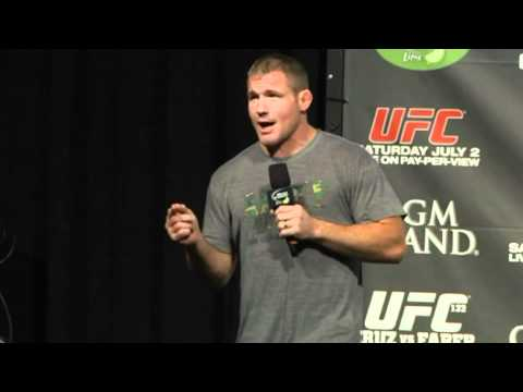 Matt Hughes Thinks Georges St-Pierre Would Beat Nick Diaz and Anderson Silva