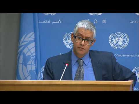 ICP Asks UN of Burundi Troops' Payments, Staff Protest to OCHA Cuts, Myanmar Duo, Guterres, Sachs