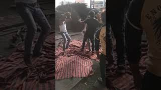 Rolling mill dance