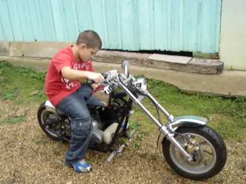 Harley Davidson 50Cc – Idée d'image de moto