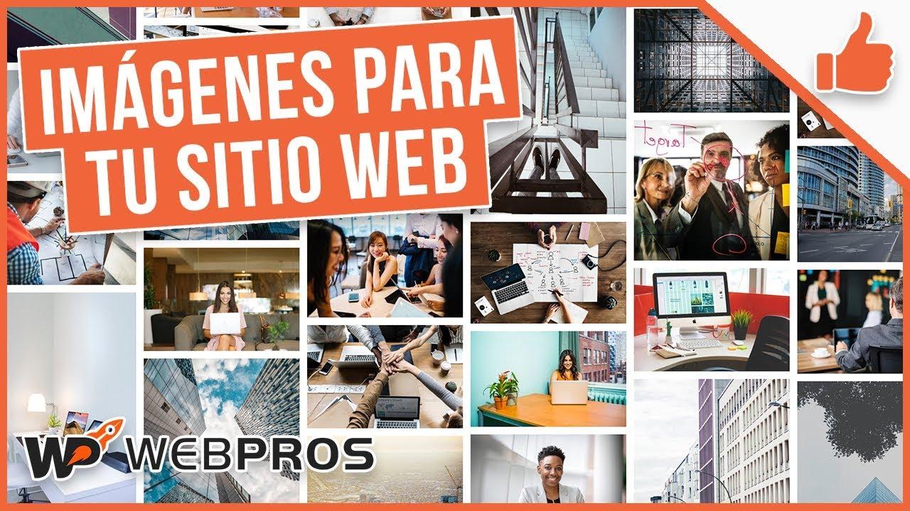 Creando las imágenes para tu página web