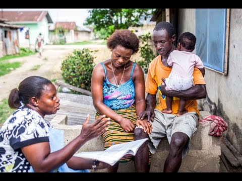 One Mother at a Time: Achieving an HIV-free Generation in Nigeria
