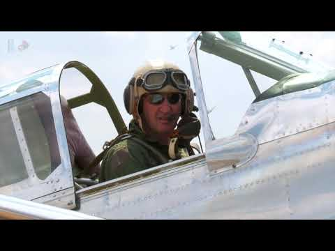Flying Legends 2019 Air Show Trailer NO MUSIC