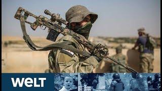 MILITÄROFFENSIVE ESKALIERT: Assad schickt syrische Truppen gegen Erdogan