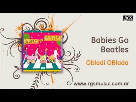 Babies Go Beatles - Obladi Oblada