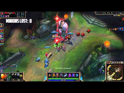 The 3:21 Game - THE SHORTEST GAME EVER - League of Legends World Records