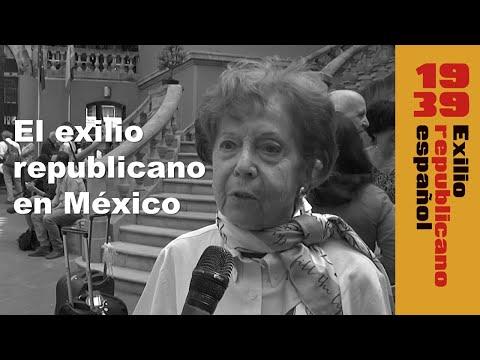 Conmemoración del 80 Aniversario del Exilio Republicano Español en México