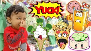 Di Supermarket Nyanyi Do You Like Broccoli Ice Cream