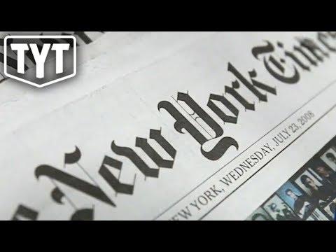 New York Times Shame Shame Shame