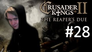 CK2 Reaper's Due - Immortal Cannibal - Part 28: Rising from the dust