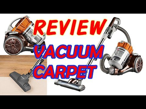 Bissell Hard Floor Expert Multi Cyclonic Bagless Canister Vacuum, 1547 Corded