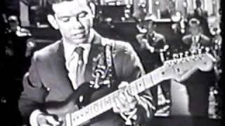 Buddy Merrill San Antonio Rose Travis-picking on a Fender Stratocaster